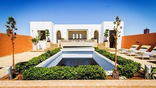 Top10 Recommended Hotels in Rabat, Morocco
