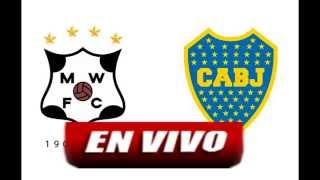 Wanderers vs Boca en VIVO y en DIRECTO – Copa Libertadores 2015 Grupo 5