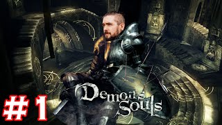 UMBASA! | jacksepticeye Play's Demon's Souls | PS5 #1