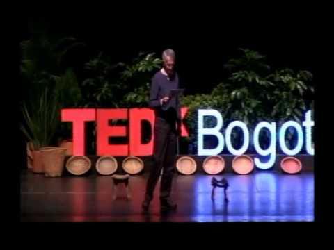 Alejandro Sanz at TEDxBOGOTA