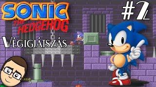 Sonic the Hedgehog (1991) #2 - Színes misztikus kavicsok