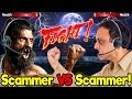 Scammer VS Scammer! - (Connecting Angry Scammers To Each Other!)