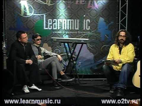 Дмитрий Коннов (Universal music) часть 1 из 8 Learnmusic 15 февраля 2009