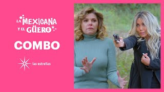 La Mexicana y el Güero: ¡La vida de Andrea está en peligro! | C-124 | Las Estrellas