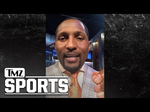 Ray Lewis Says He Predicted Lamar Jackson's Greatness, I Knew He Had 'It'!   TMZ Sports