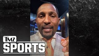 Ray Lewis Says He Predicted Lamar Jackson's Greatness, I Knew He Had 'It'! | TMZ Sports