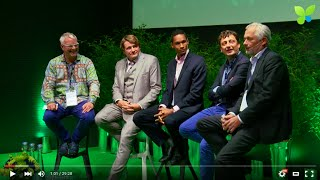 ECO15 London: Impact VC Panel Solarkiosk ClearlySo DOEN Foundation SET Ventures