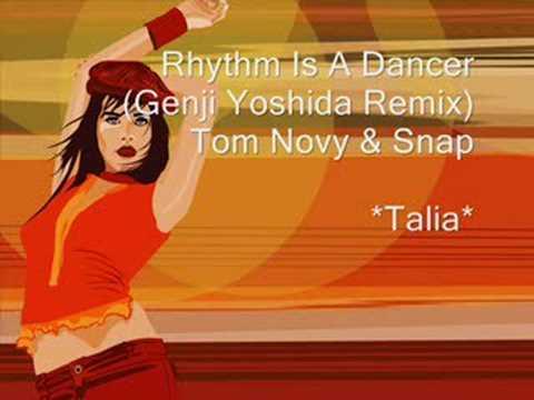 Tom Novy & Snap - Rhythm Is A Dancer (Genji Yoshida Remix)