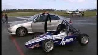FSAE CAR eats supercars