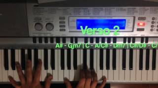 Born to Praise - PlanetShakers tutorial de piano