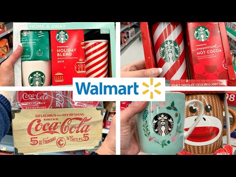 WALMART SHOPPING!!!🎄CHRISTMAS GIFT SETS 👉UNDER $20