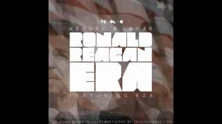 Kendrick Lamar - Ronald Reagan Era (with lyrics in description) HQ