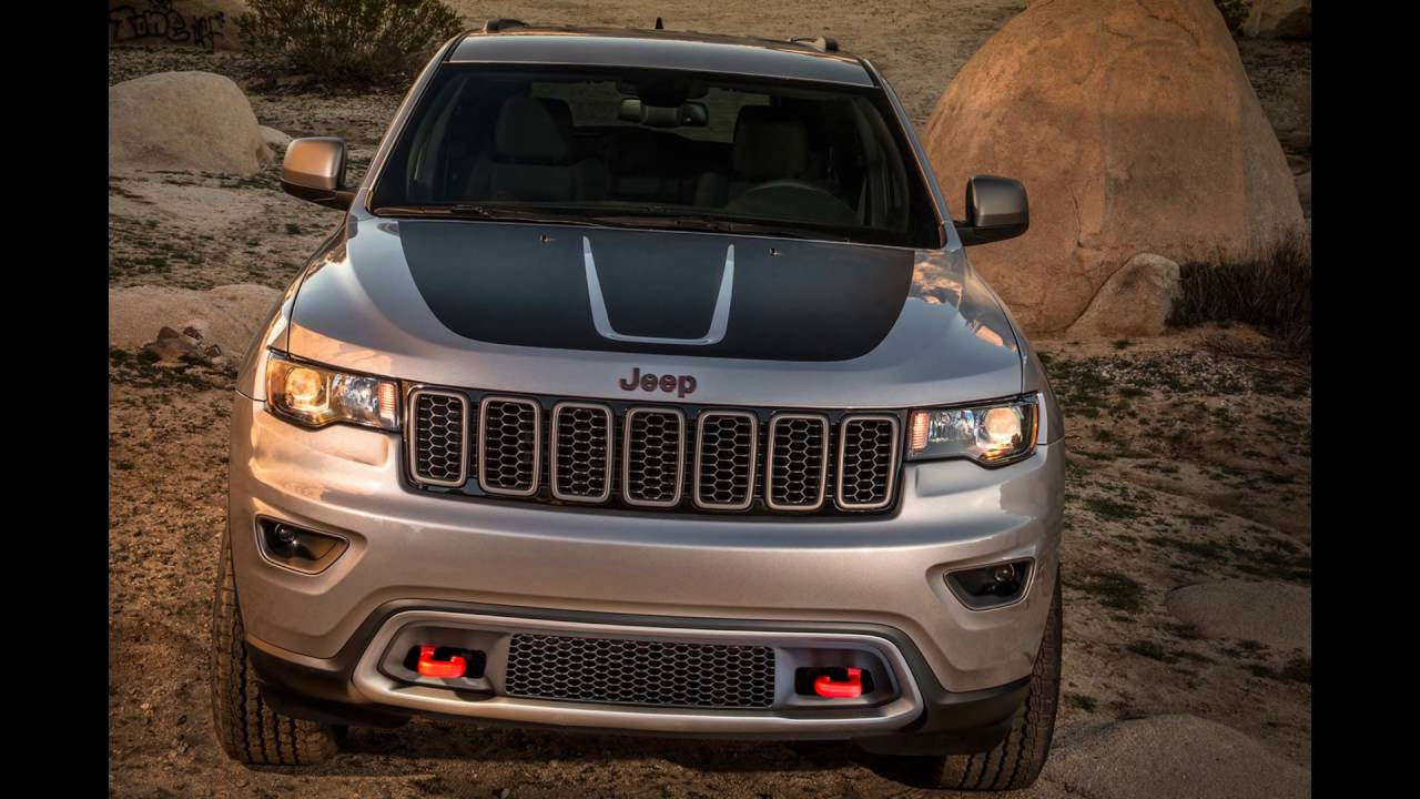 2017 2018 Jeep Grand Cherokee Trailhawk Release Date Overview Price Specs