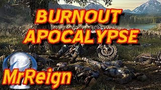 Days Gone - Burnout Apocalypse Trophy Guide - Use Nitro & Drift For 5 Seconds