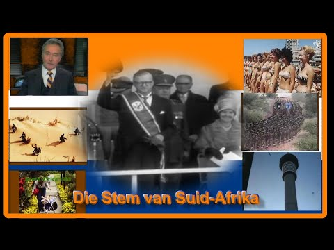 "Historical Anthem: South Africa- ""Die Stem van Suid-Afrika""(The Call of South Africa)"