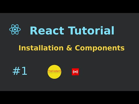 React Part 1 Live Hindi Video Session thumbnail