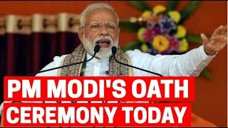 PM Modi's swearing-in ceremony to be biggest ever event