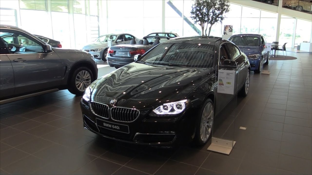 BMW bmw 6 gran coupe 2015 : BMW 6 Series GranCoupe 2016 In Depth Review Interior Exterior ...