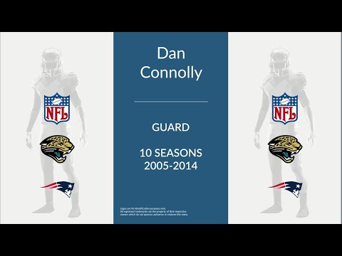 Dan Connolly: Football Guard and Center
