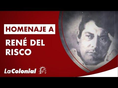 Poesía Viva (Homenaje a René Del Risco )