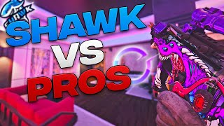 Shawk VS Pro Players - Rainbow Six Siege