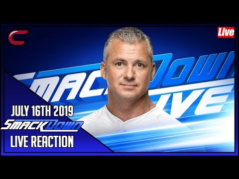 WWE SmackDown July 16th 2019 Live Stream: Live Reaction Conman167