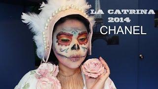 la catrina makeup ☆:☆ sugar skull | dia de los muertos