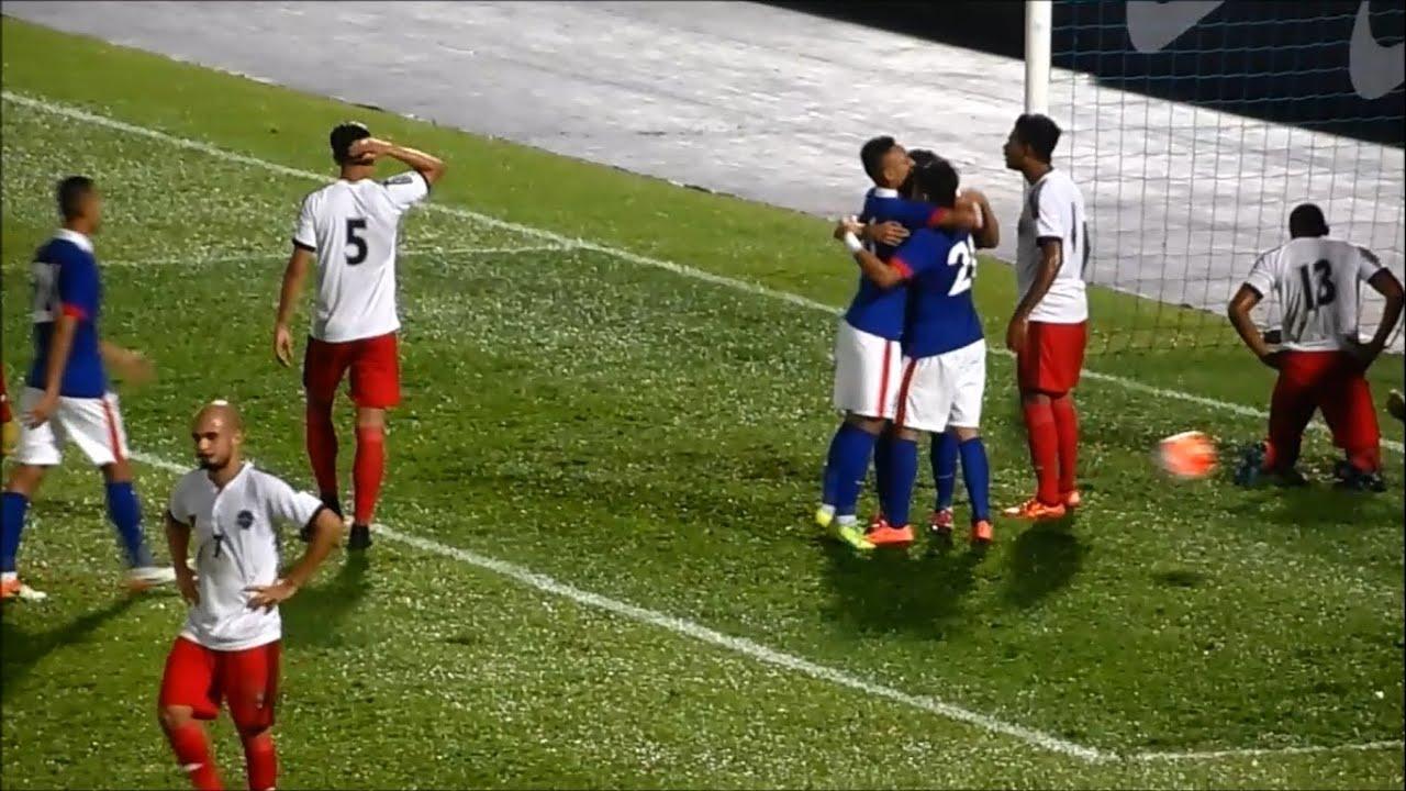 Play-off 1 Piala Asia 2019: Malaysia 3 - 0 Timor Leste