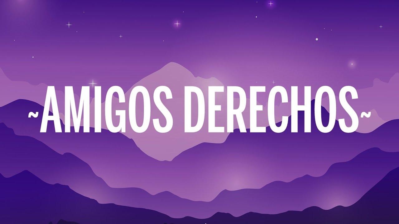 Reik, Maluma - Amigos Con Derechos (Letra/Lyrics)