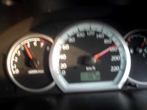 Chevrolet Optra 1.8 40 To 180 Kmph