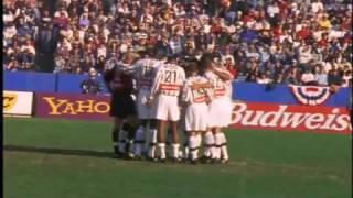 MLS Cup 1999 DC United vs LA Galaxy