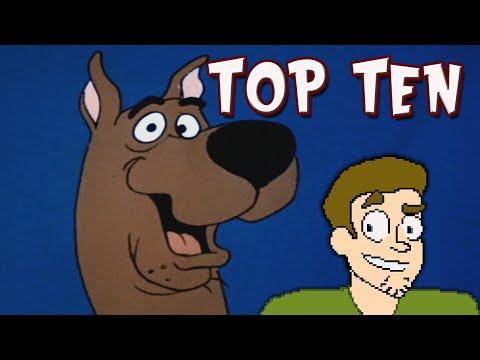 TOP TEN Scooby-Doo Episodes (Classic)