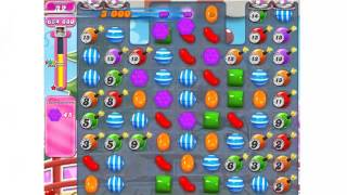 Funny Candy Crush Saga level 374 ★★★