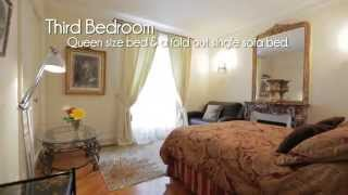 Luxury Vacation Rental Apartment in Paris, France