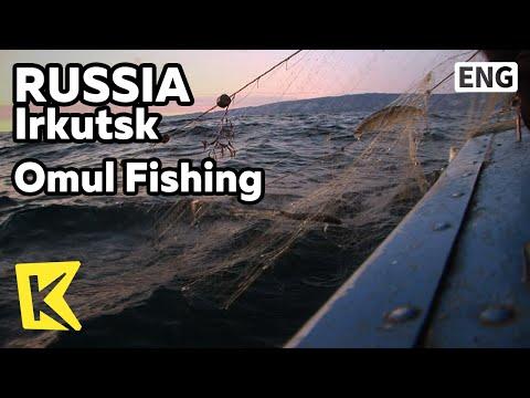 【K】Russia Travel-Irkutsk[러시아 여행-이르쿠츠크]올혼섬 바이칼호수, 오물낚시/Omul Fishing/Buryat/Lake Baikal/Olkhon Island