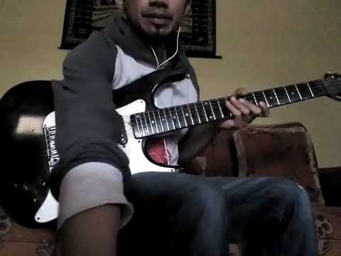 Guitar Lesson Ballad In D Minor By (Panos A.Arvanitis) Part 1