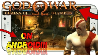 [85MB] How To download God of War : Chains of Olympus game Android