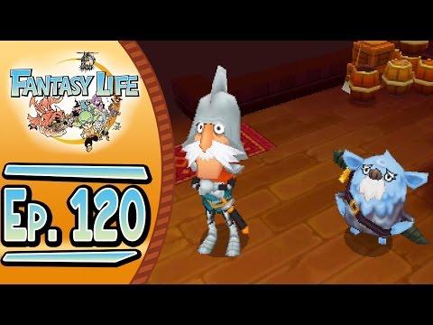 Fantasy Life :: # 120 :: The Master Mercenary!!!