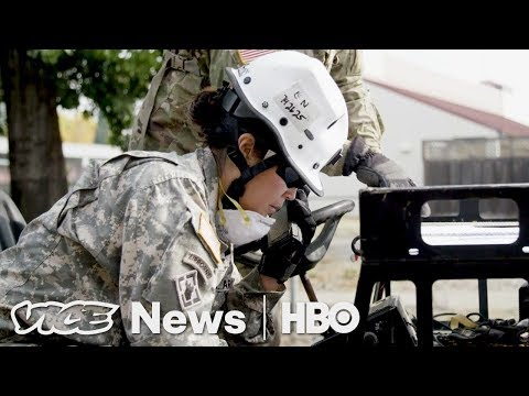 Remnants Of California Wildfires & A War On The Vatican: VICE News Tonight Full Episode (HBO)
