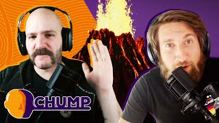 WHO Had to Escape a VOLCANO? - CHUMP | Rooster Teeth