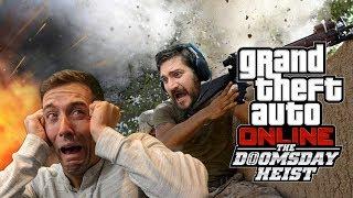 SISSY SQUAD - GTA 5 Doomsday Heist Gameplay Part 8