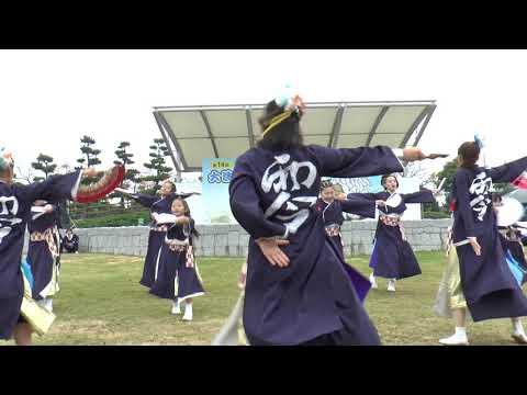MY matsuri  第14回大洗舞祭 2回目演舞 SAKADO WINDS -零 -さん / IT'S SOUL武士