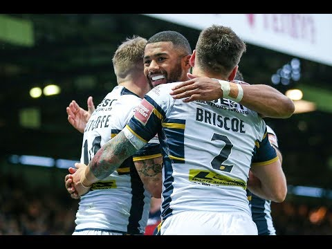 Ladbrokes Challenge Cup Quarter-Final: Leeds Rhinos v Featherstone Rovers, 16.06.17