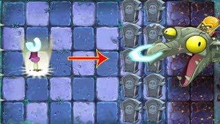 Plants vs Zombies 2 Mod Magnet-shroom vs Zombot Dark Dragon