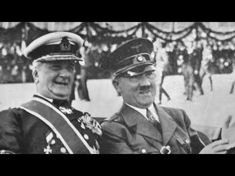 Hitler Demands The Killing Of Hungary's Jews