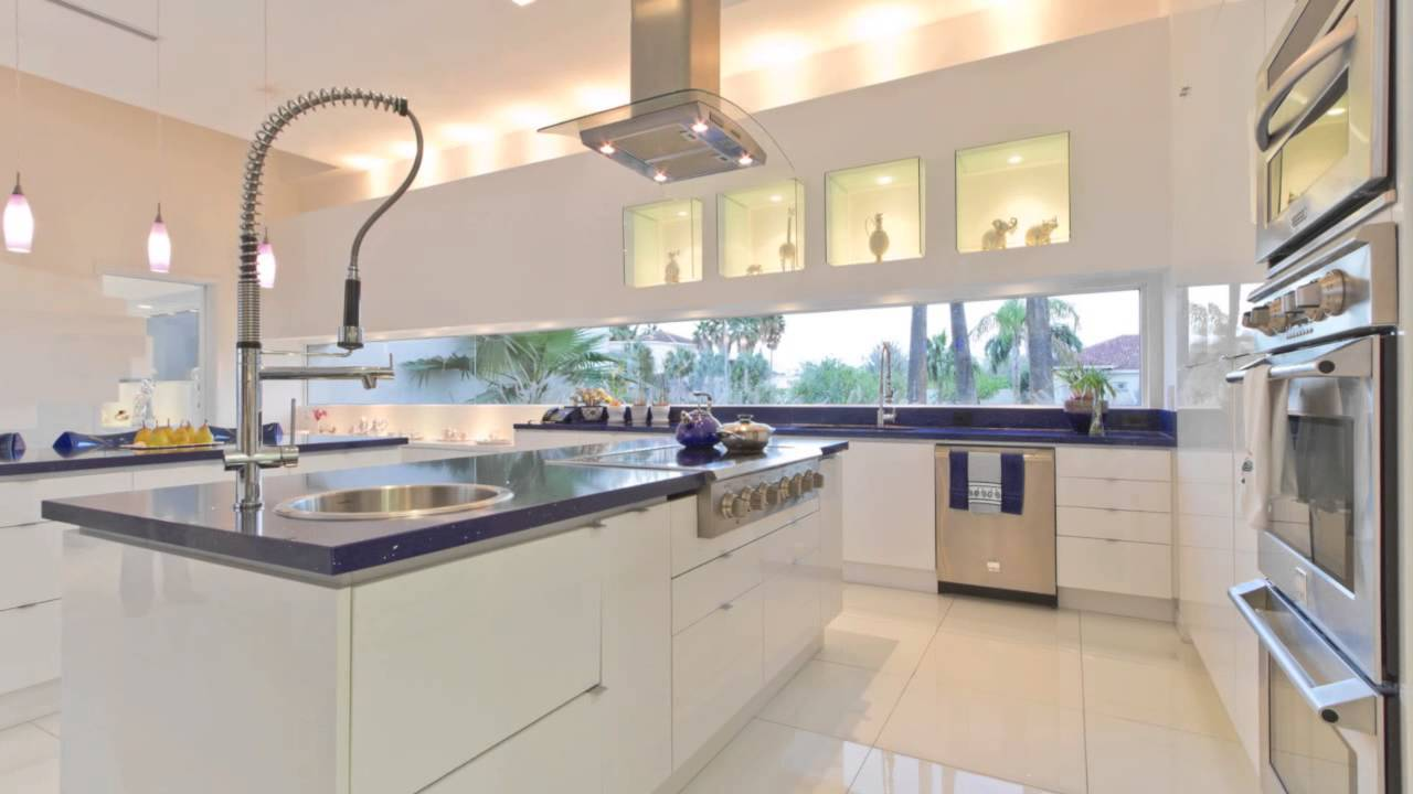 Most Beautiful Houses Interior Design Kitchen : The most beautiful house in the world - YouTube