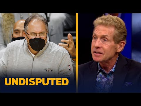 Stan Van Gundy's public criticism destroys bond with Pelicans' players — Skip | NBA | UNDISPUTED