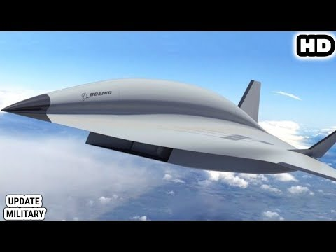 'Son of Blackbird': Boeing Reveals Hypersonic Concept That Could Replace SR-71