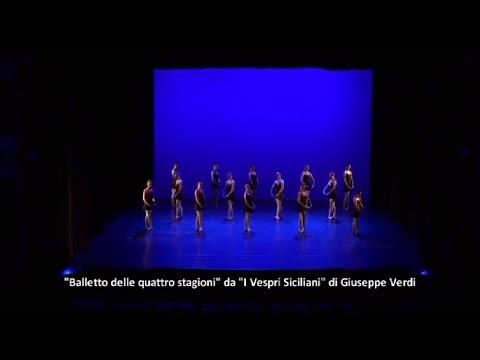 """""""Le quattro stagioni"""" - Giuseppe Verdi - Scuola di Danza di Marinella Marchiori"""