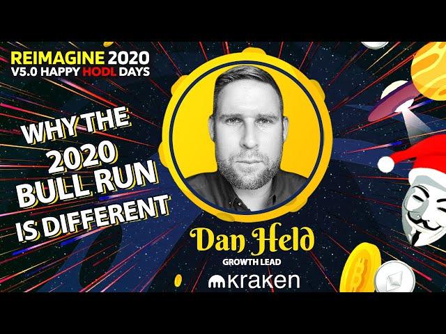 Dan Held - Kraken - BTC To $300,000